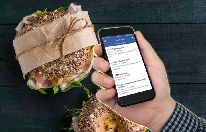 ULCA Student Creates App To Find Free Kosher Food – The Forward