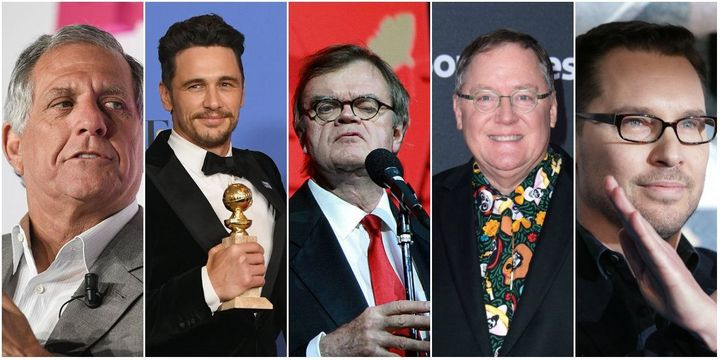 Here Are All The Famous Men Who Have Tried To Come Back From #MeToo